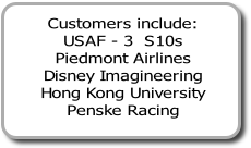 Customers include: